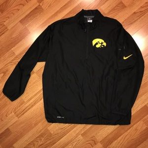 ❗️NWOT❗️Nike Storm Fit Iowa Hawkeyes Jacket